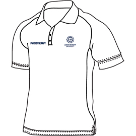 Physiotherapy Polo Shirt - Men's
